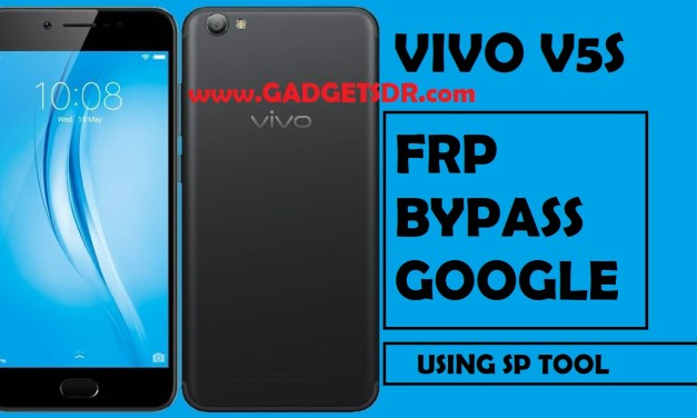 Vivo Y69 1714 Remove Bypass Frp Account Android 7 0 Without