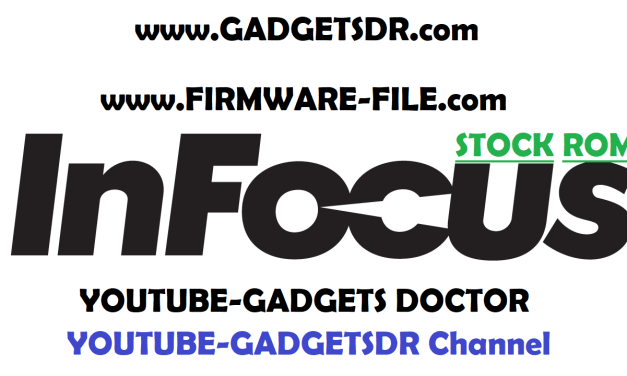 Infocus Turbo 5 (IF9001) Stock Rom – Flash File (Firmware)