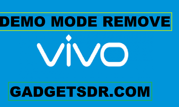 Vivo V7 (PD1718) Demo Fix and IMEI Repair for Free (No Need Any Tool)