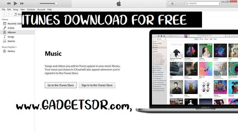 Download iTunes for Windows free Latest version