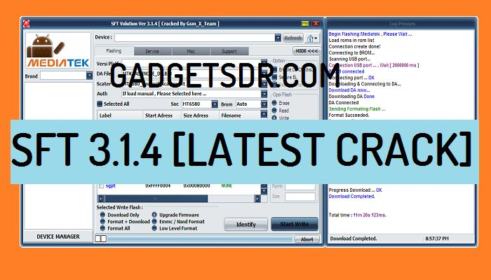 SFT dongle 3.1.4 With Loader (Working Ok)