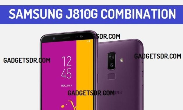 Samsung SM-J810G Combination File (Firmware Rom)