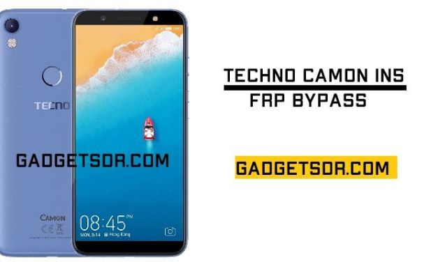 Techno Camon IN5 Bypass FRP Google Account (without Box)