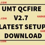 Download UMT Qcfire V2.7 Latest Setup for windows