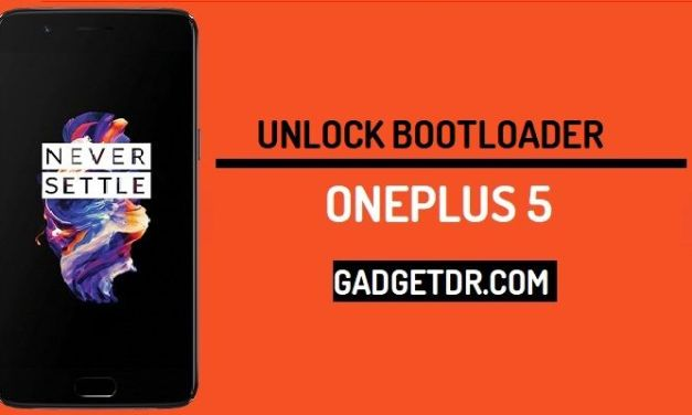 How To Unlock Bootloader of OnePlus 5 (Android Oreo)