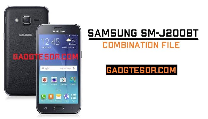 Samsung SM-J200BT Combination File (Firmware ROM)