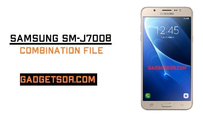Samsung SM-J7008 Combination File (Firmware ROM) Latest