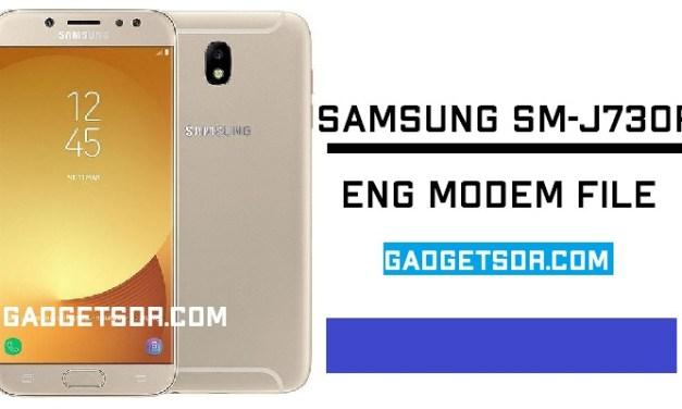 Samsung J7 2017 SM-J730F ENG Modem File Free Download