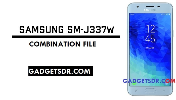 Samsung SM-J337W Combination File (Firmware ROM)