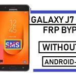 Bypass FRP Samsung J7 Prime (Android-8.1)-Without PC