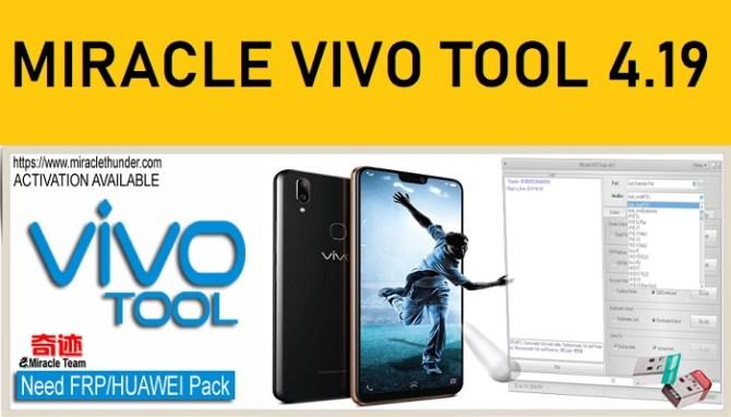 Miracle Vivo Tool latest Setup