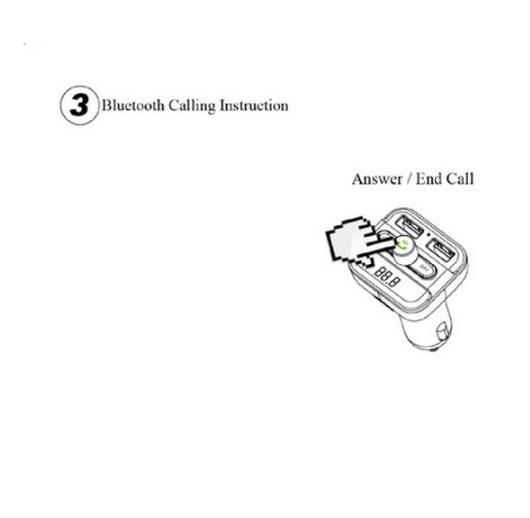 Wireless Bluetooth Car Kit