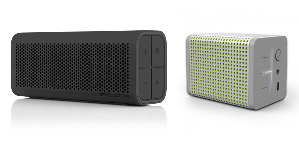 Discount on Bluetooth speakers