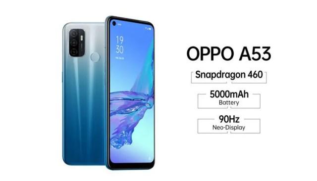 Oppo A53 price in Nepal-Gadgetsguff.com