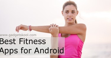 Top Best fitness apps for android in 2018