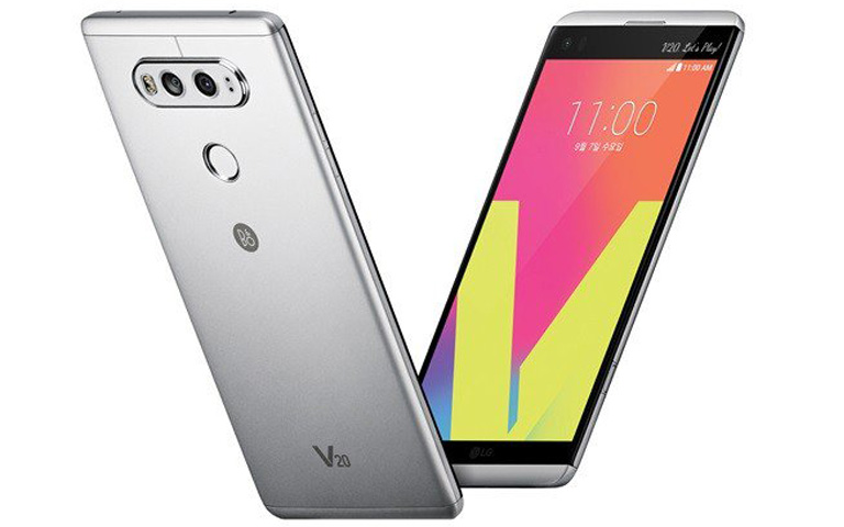 LG V20 Specifications and Features