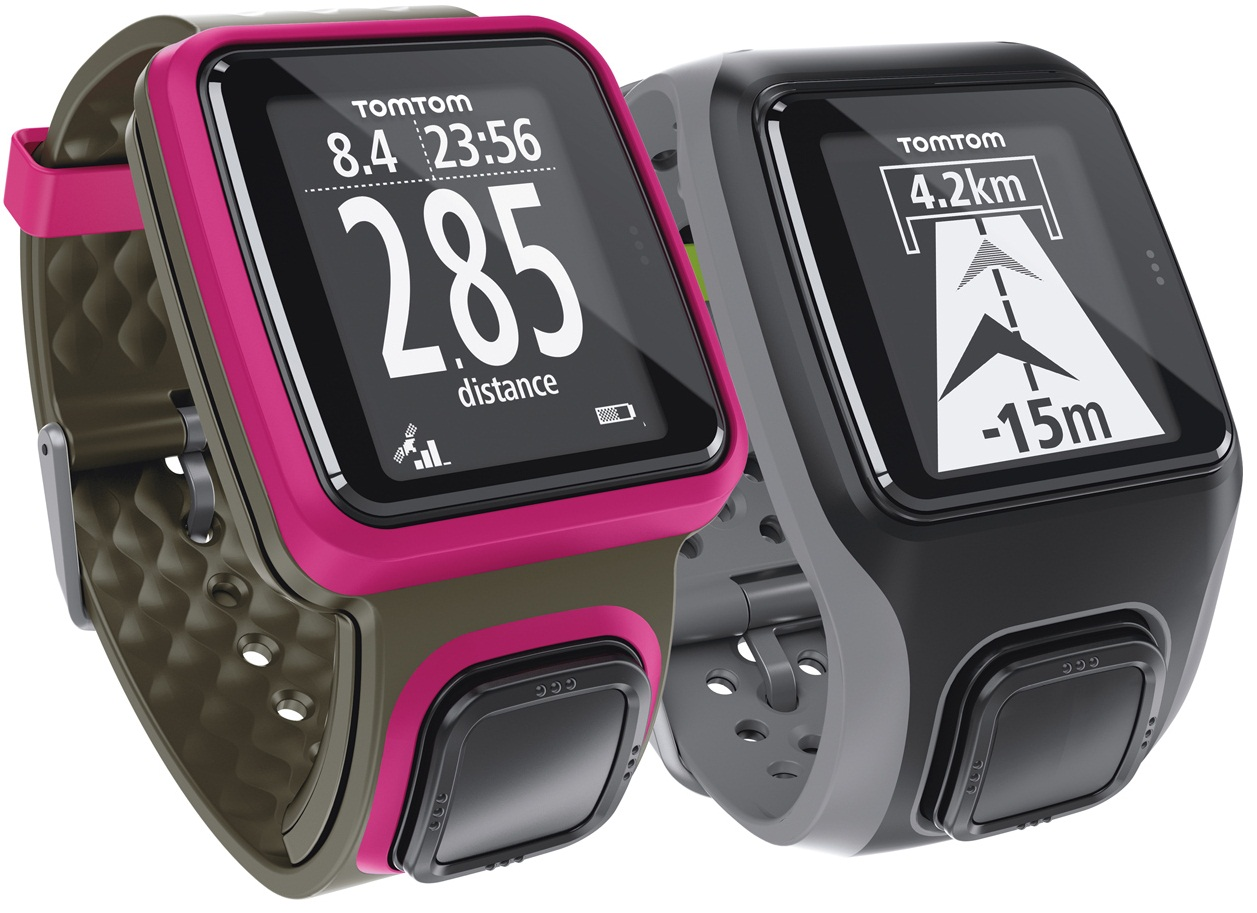 TomTom Runner – Gadgets para Correr