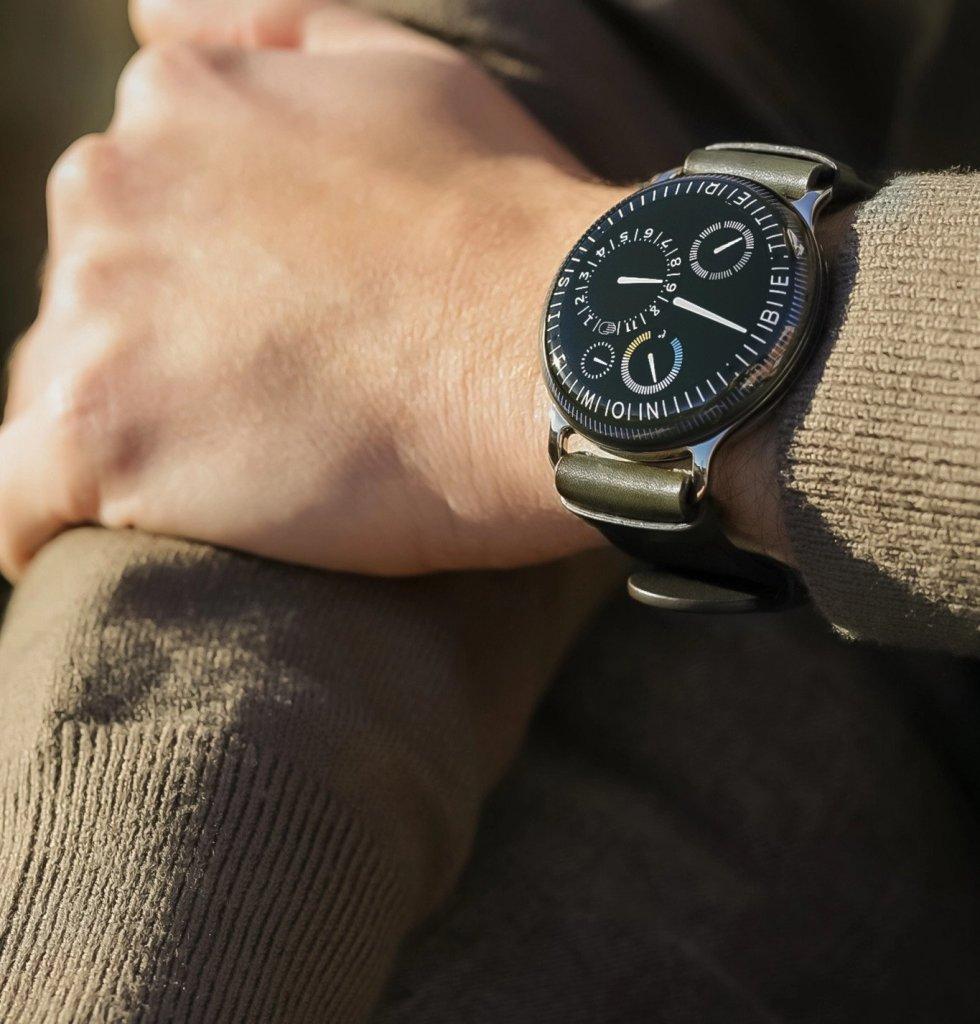 Black Type 3X watch 2021 gadgets