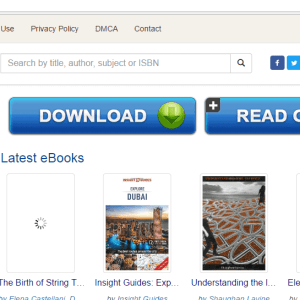 eBookshare torrent site
