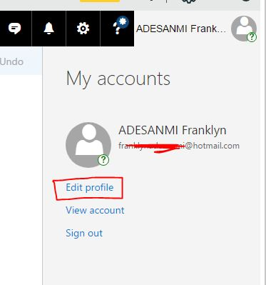 create new hotmail account