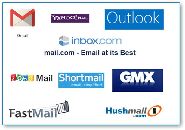 free web mail service provider