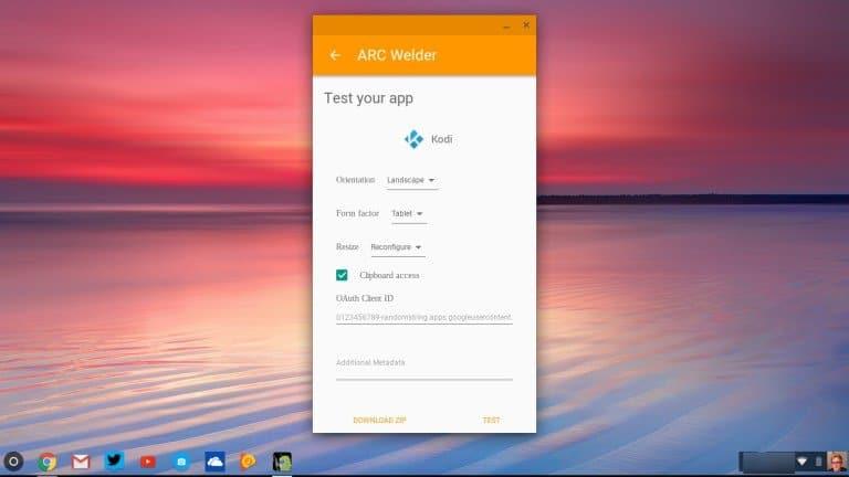How to install Kodi on Chromebook