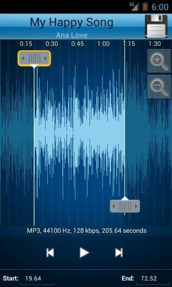 MP3 cutters and ringtone maker