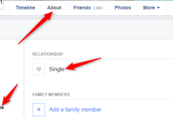 How to Change Facebook Relationship Status
