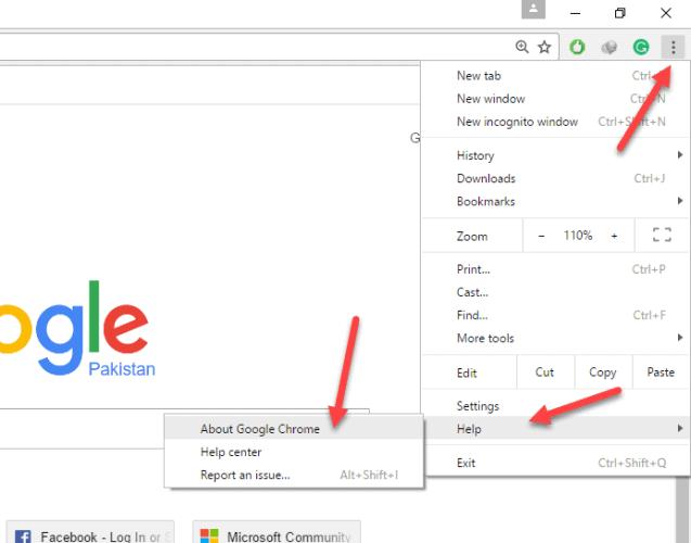 Install Chrome offline