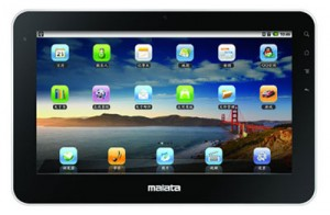 Malata T2 Android Tablet