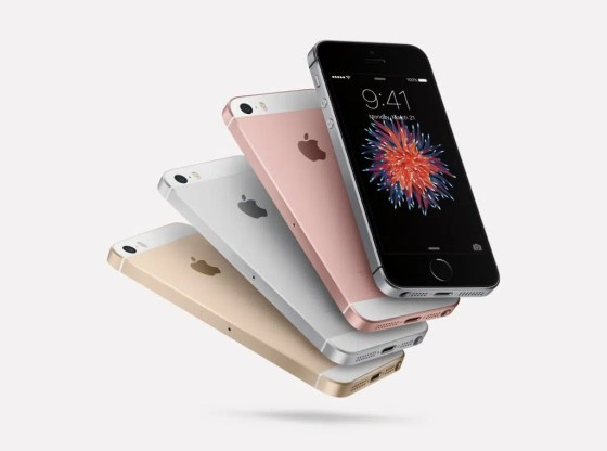 iphone SE identical to the iphone 5
