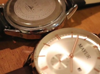 Mayur London Watches