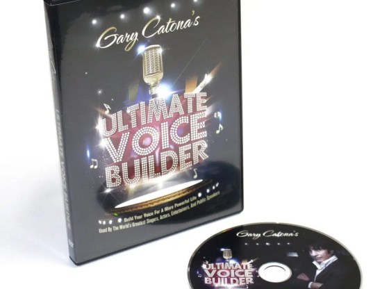 ultimate voice builder