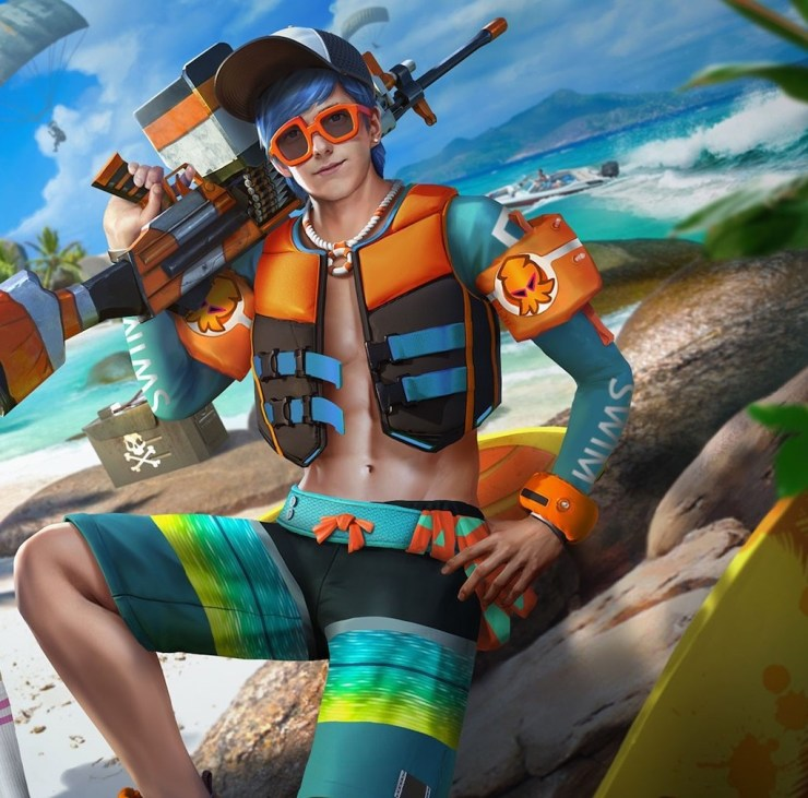 Garena Free Fire Intros Summer Update Gadget Voize Find over 100+ of the best free fire images. garena free fire intros summer update