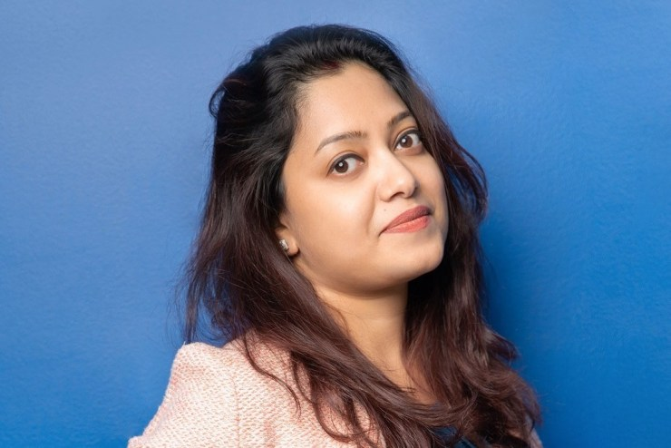 Debapriya Bhattacharya, Marketing Manager of TPV Technology ME