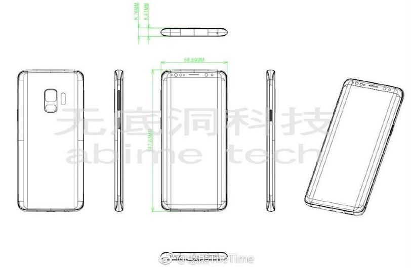 הדלפה: Samsung Galaxy S9 יגיע עם מצלמה אחת בגבו; דגם עם