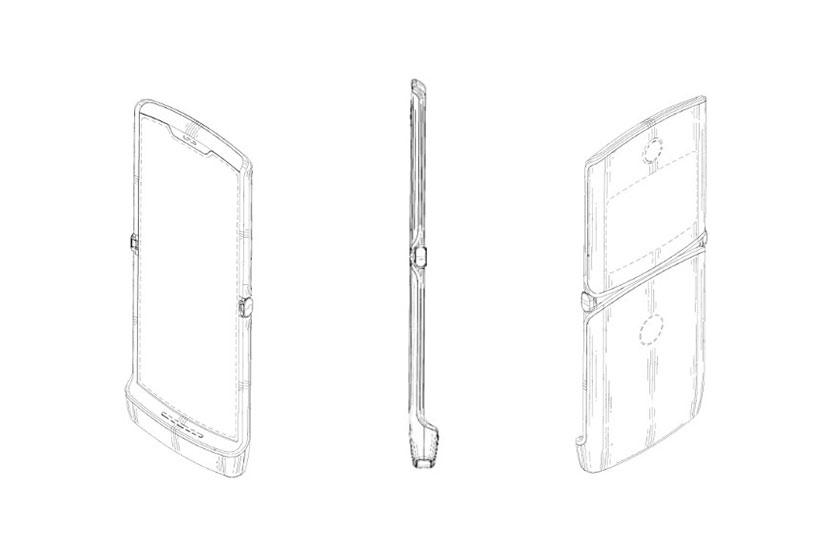 מכשיר ה-Motorola RAZR בגרסתו המתקפלת יציע מספר פיצ'רים