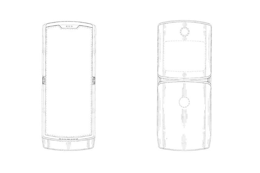 מוטורולה עובדת על קאמבק מודרני לדגם ה-Motorola RAZR עם מסך