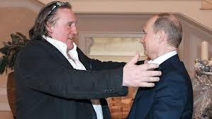 """L'istinto del """"Corriere"""", che tra Depardieu e Vendola sceglie l'amico di Putin"""