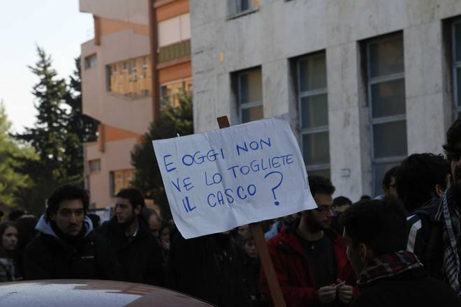 Occupazioni all'università di Roma, la protesta è contagiosa