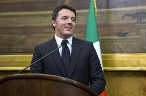 La lista dei ministri del governo Renzi