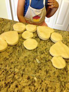 Nanny Crafts: Fall Time Kids Play-Dough