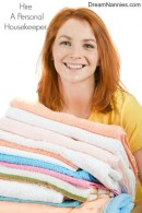 Hire A Professional Full Charge Housekeeper Who Does Laundry