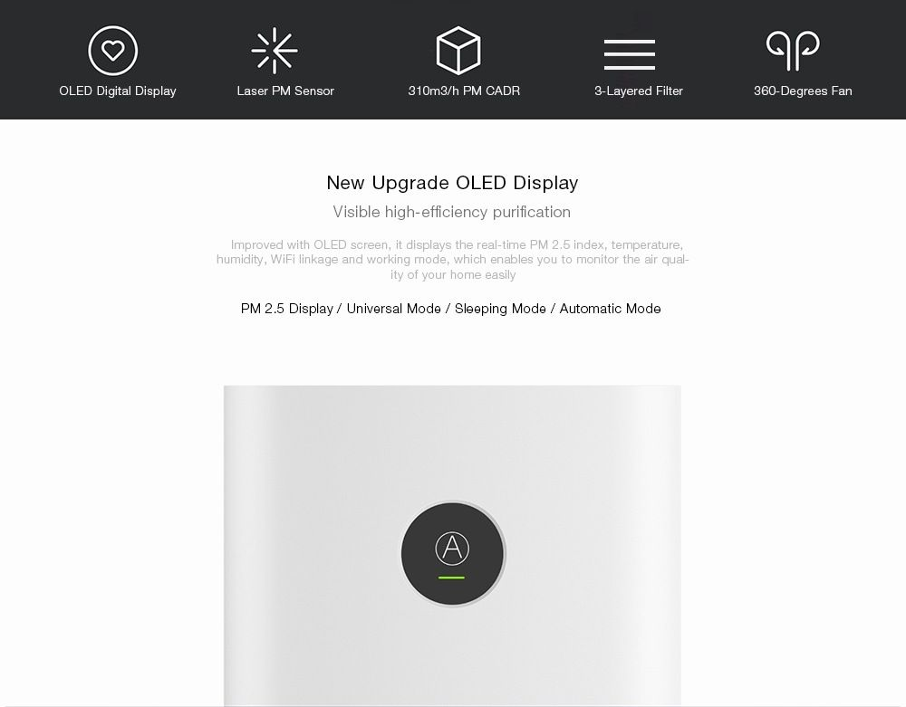 Xiaomi Mi Air Purifier 2s (1)