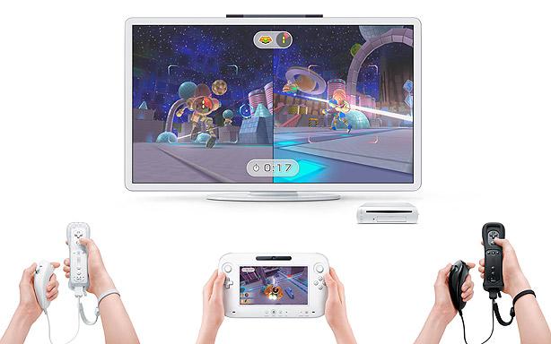 Mando de la Wii U