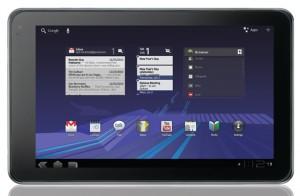 Tableta LG Optimus Pad
