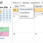 Hotmail Live Calendar