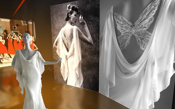 Otra parte del museo virtual de Valentino