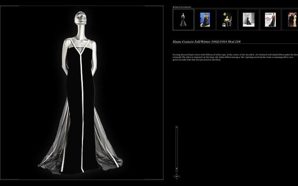 El vestido de Valentino que lució Julia Roberts en los Oscar del 2001