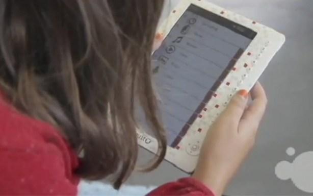 Paquito es el ereader y reproductor multimedia para niños de Imaginarium